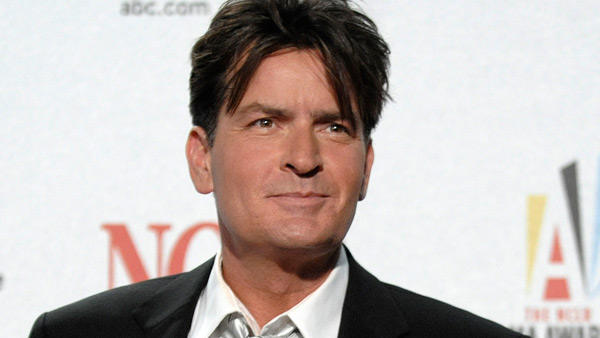 <b>Comedy Category:</b> Charlie Sheen earns...